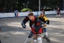 Хоккей на роликах в Москве
